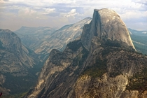 Half-dome at Yosemite
