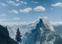 Half Dome Yosemite National Park CA Cant wait to go back this summer