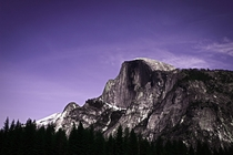 Half Dome Yosemite National Park CA US