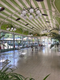 Hall des sources Vichy Auvergne-Rhne-Alpes France