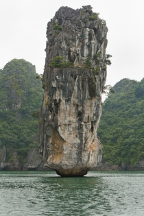 Halong Bay Vietnam  Photo by Phil Marion