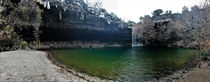 Hamilton Pool in Texas