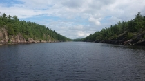Hammer Head Bay French River Ontario OC Resolution  x