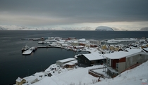 Hammerfest Norway Alastair Grant