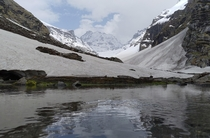 Hampta Pass in Himachal India