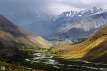 Handrup Ghizer Valley Gilgit-Baltistan  By Hasaan Fazal