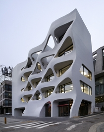 HANDS Corporation Headquarters in Seoul Korea by THE_SYSTEM LAB