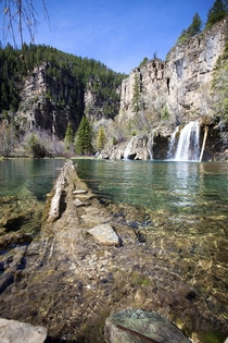 Hanging Lake Glenwood Springs CO