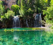 Hanging Lake Glenwood Springs CO  OC