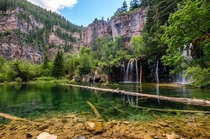 Hanging Lake in Colorado