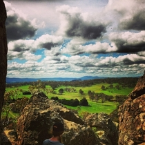Hanging Rock Australia x res