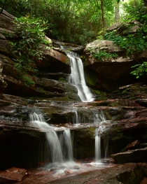 Hanging Rock State Park North Carolina