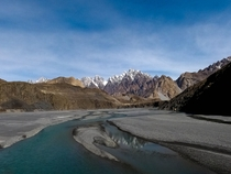 Happy Earth Day Presenting you the giant mountains of Himalaya This peak is known as Passu Cones Hunza Pakistan