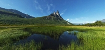 Happy independence day Norway Otertind Troms Photo by Arild Solberg