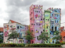 Happy Rizzi House in Brunswick Germany