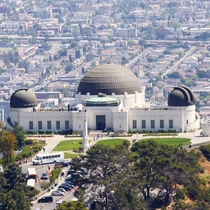 Happy th Birthday to This Beauty - Griffith Observatory - John C Austin