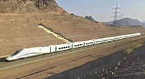 Haramain High-Speed Railway Saudi Arabia