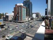 Harare Zimbabwe - looks like it could be any city in America
