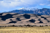 Hard Not To Take A Great Picture Here Great Sand Dunes National Park Colorado