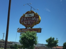 Hard times in Radiator Springs Route  Grants NM