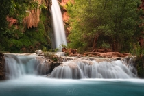 Hard to imagine a more beautiful oasis Havasupai AZ  IG bloveimages