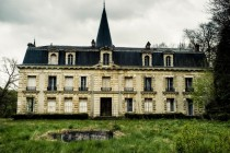 Hardricourt - DictatorEmperor Bokassas Once Abandoned Mansion west of Paris Purchased in