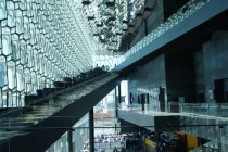 Harpa Concert Hall Iceland by Henning Larson Architects