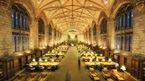 Harper Memorial Library Chicago Illinois -
