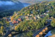 Harpers Ferry by Don Burgess