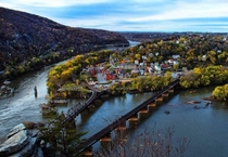 Harpers Ferry West Virginia US
