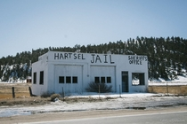 Hartsel Jail Colorado