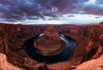 Has this place been posted here before Horseshoe Bend Arizona
