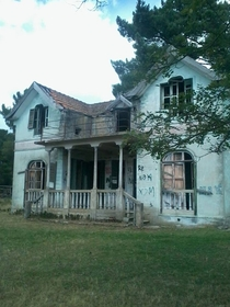 Haunted House in Chaves Portugal