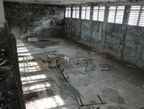 hauntingly beautiful gym in pripyat chernobyl album in comments