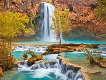 Havasu Fall Grand Canyon