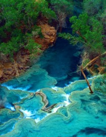 Havasu Falls Arizona Grand Canyon National Park