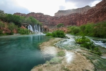 Havasupai in Grand Canyon National Park Photo by Matt Ord  OS