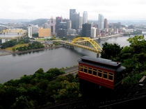Havent seen much of Pittsburgh on here yet