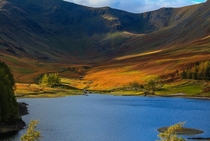 Haweswater Valley England  by mandyhedley