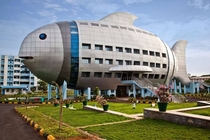 Headquarters of the National Fisheries Development Board of India