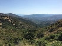 Healing view Atlas Mountains - Algeria