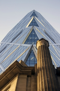 Hearst Tower - Foster  Partners NYC USA
