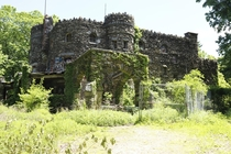 Hearthstone Castle Ruins in Danbury Connecticut