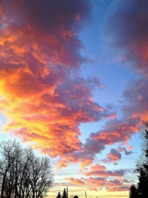 Heavenly skyporn - Boulder CO USA