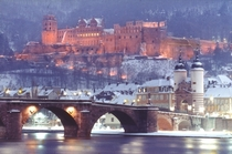 Heidelberg in the Winter