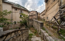Hello is somebody out there  - Incredible Ghost Towns in Europe