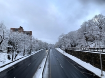 Henry Hudson Parkway Riverdale The Bronx New York