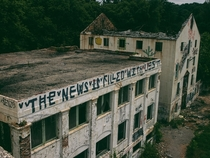 Henryton State Hospital - Now Demolished Marriottsville MD