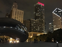 Heres another Chicago pic lol Loved my brief stay here in