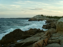 Herring Cove look off summertime in Halifax Nova Scotia Canada